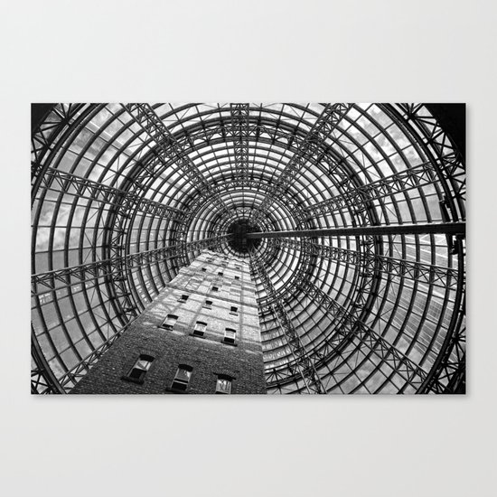 To The Point Canvas Print