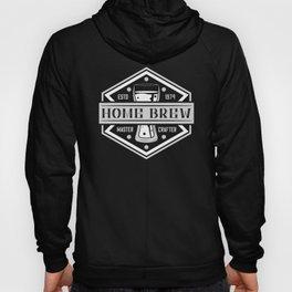 D20 RPG Home Brew Logo Hoody