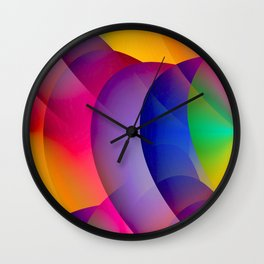 a seamless pattern for you -02- Wall Clock