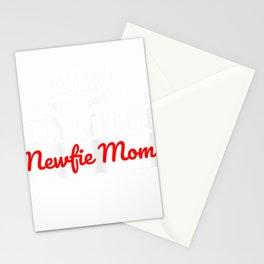 Womens Newfoundland Shirt Newfoundland Mom Shirt Newfie T-Shirt Stationery Cards