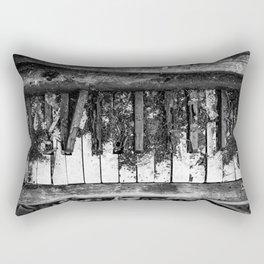 The Music Never Fades Rectangular Pillow