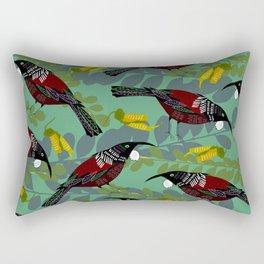 Tui Pattern Rectangular Pillow