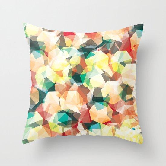 Malgame Throw Pillow