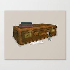 LOST Luggage / Sawyer Canvas Print