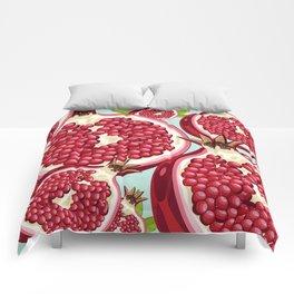 Pomegranate 2 Comforters