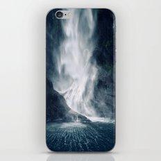 Bowen Falls 1 iPhone & iPod Skin