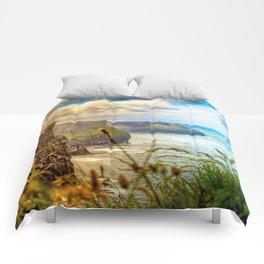 Cliffs of Moher (2) Comforters