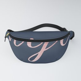 nyc shine Fanny Pack