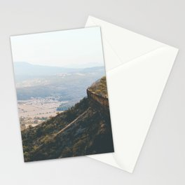 El estribo Stationery Cards