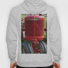 Red Farmall Tractor Hoody