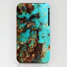Turquoise I Slim Case iPhone (3g, 3gs)