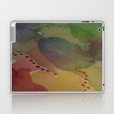 Watercolor Abstract Mini Series #2 Laptop & iPad Skin