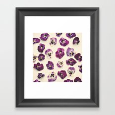 Violas  Framed Art Print
