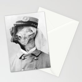 Canine Veteran Stationery Cards