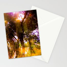 Abstract - Awaken (II) Stationery Cards