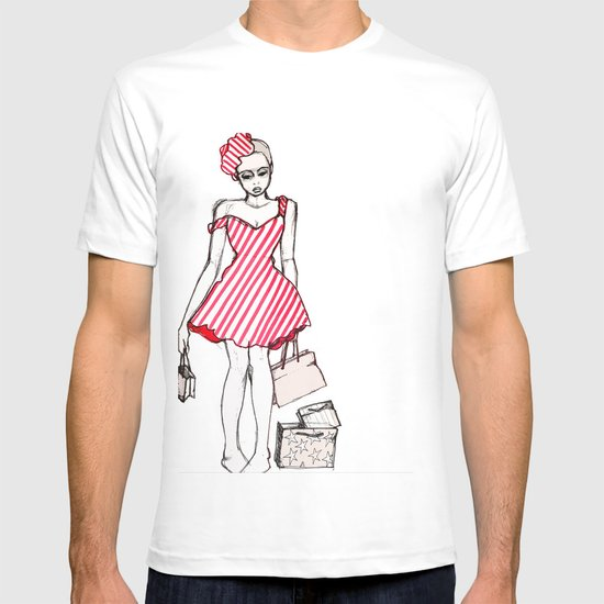 Frazzled Shopper T-shirt