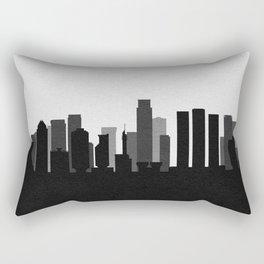 City Skylines: Tel Aviv Rectangular Pillow