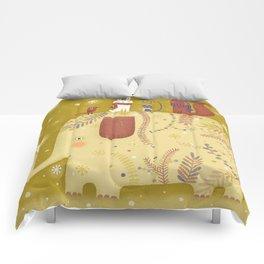 HOLIDAY DECOR Comforters