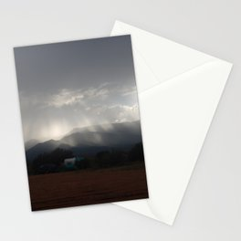 Mobile Home Stationery Cards