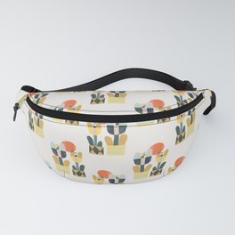 Two flowers Fanny Pack