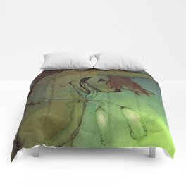 Glow Fritz Comforters