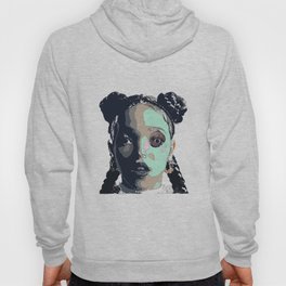 FKA TWIGS LINE DRAWING Hoody