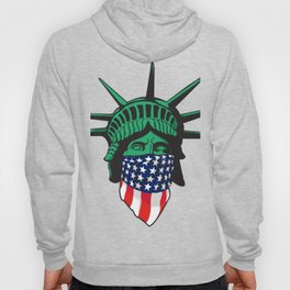 Statue of Liberty USA Hoody