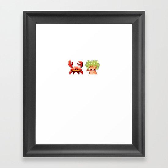 Crabtree Framed Art Print