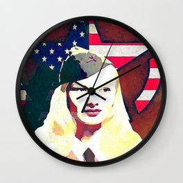 VERONICA LAKE - 065 Wall Clock