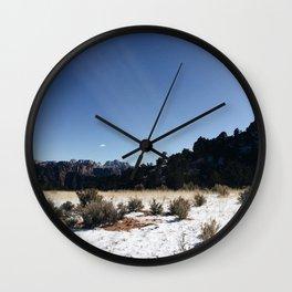 Zion II Wall Clock