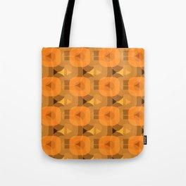 70s Era interior design Tote Bag