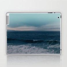 Blue California Ocean Laptop & iPad Skin