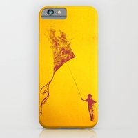 Playing with Fire Slim Case iPhone 6s