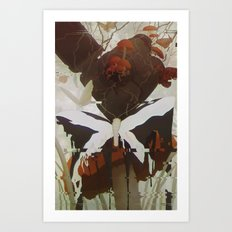Observer Effect Art Print