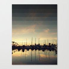 Fading Skies Canvas Print