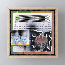 evolve Framed Mini Art Print
