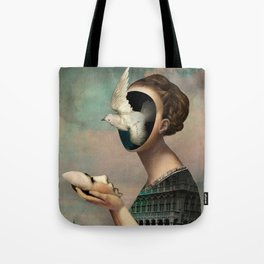 Garden of Melancholia Tote Bag