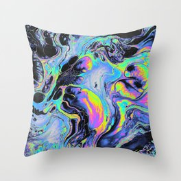 REST MY CHEMISTRY Throw Pillow