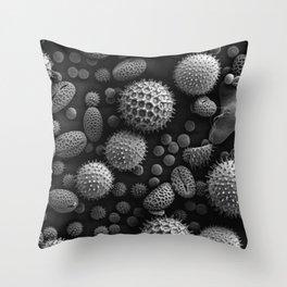 Miscellaneous Pollen Throw Pillow