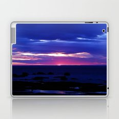 Dusk on the Sea Laptop & iPad Skin