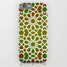 Red & Green Slim Case iPhone 6s