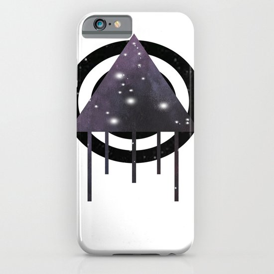 Dripping Space iPhone & iPod Case