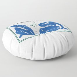 France 1961 The Blue Nudes Henri Matisse Floor Pillow