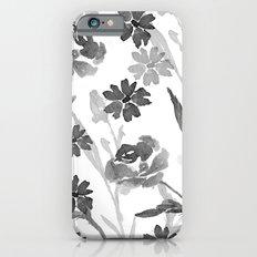 Paint it black  iPhone 6s Slim Case