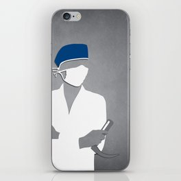 Anesthesiology iPhone Skin