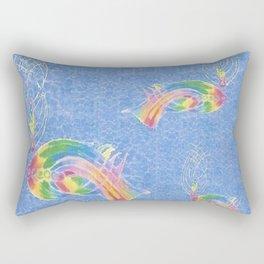 Fish Time Rectangular Pillow