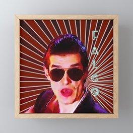 Falco Starburst Framed Mini Art Print