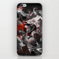 Sacred Aurora iPhone & iPod Skin