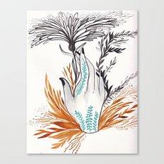 Lets Make Beautiful Things Canvas Print