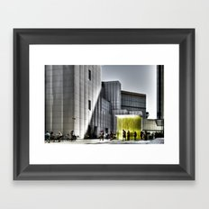 LACMA - Los Angeles County Museum of Art Framed Art Print